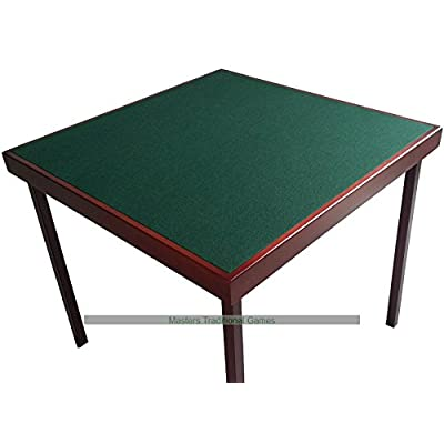 Pelissier Club Bridge Table