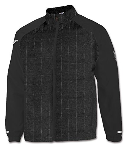 JOMA JACKET OLIMPIA FLASH BLACK S