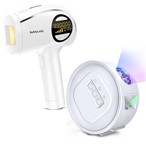 Laser Hair Removal & Galaxy LED Projector