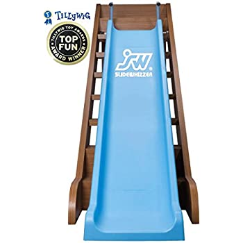 Amazon Com Slide Whizzer Stair Slide For Kids Indoor