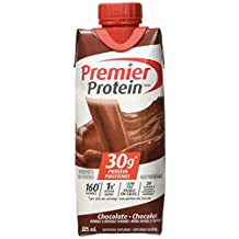 Premier 30g Protein Bar Chocolate Flavor, 18 X 325ml Packs, 18 Count