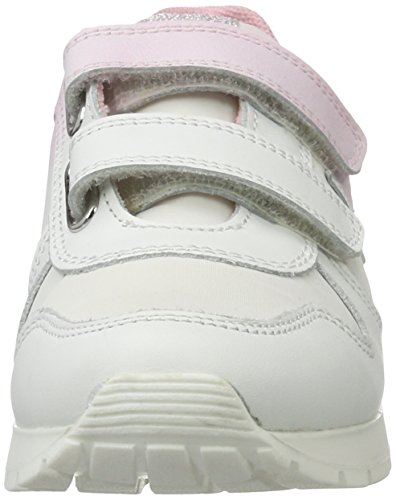 Naturino Parker VL, Zapatillas Para Niñas Pink (Rosa)