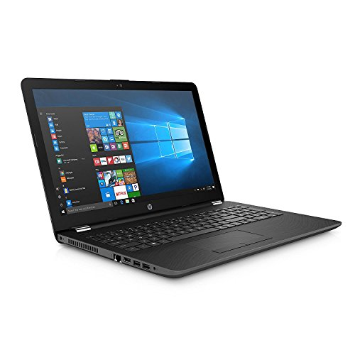 """Newest HP 15.6"""" HD Notebook (2018 Edition), Intel 8th Gen. Quad Core i5-8250U Processor up to 3.40GHz, 12GB DDR4 RAM, 2TB HDD, DVD-RW, 802.11ac, Bluetooth, HDMI, Webcam, Win 10 - Black"""