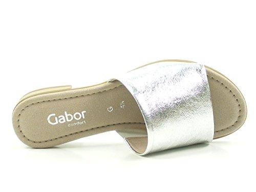 Gabor Sport Comfort Damen Gold Riemchensandalen 77pzfw
