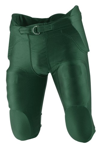 Amazon.com : Rawlings F4500P Adult Integrated Football Pants ...