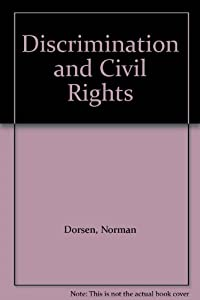Paperback Discrimination and Civil Rights Book