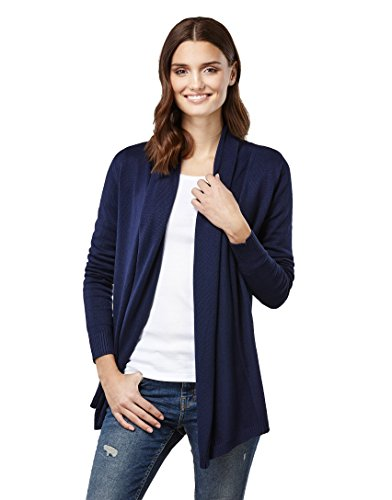 V-Neck Belted Cotton Sweater - 3