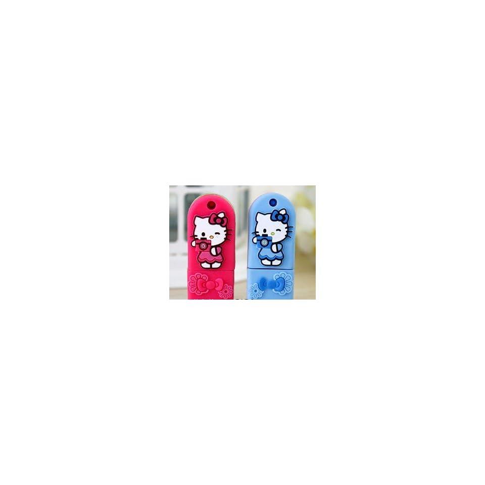 Hello Kitty Cartoon USB Flash Drive4GB,Slim Design(exclusive sale)