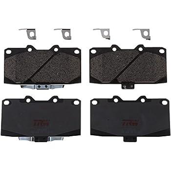 TRW TPC1178 Premium Ceramic Front Disc Brake Pad Set