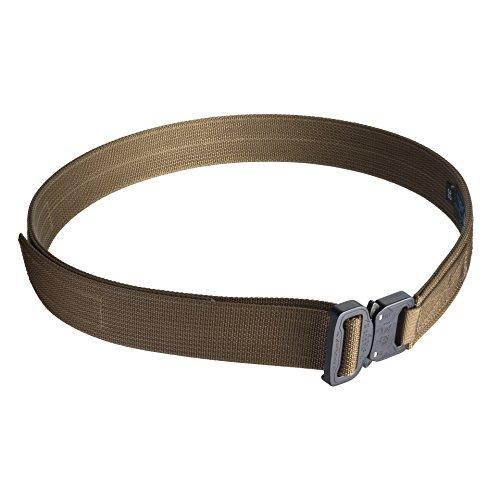 Blue Alpha Gear 1.5 Hybrid COBRA EDC Belt (Coyote Brown, 32 (Pant Size))