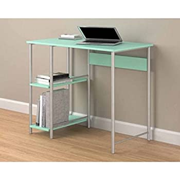 Amazon Com Parsons Desk With Colored Drawer Multiple