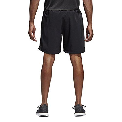 adidas Mens Running Shorts, Black, Medium/5
