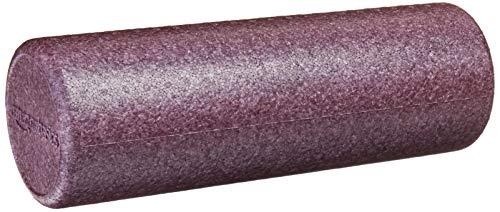AmazonBasics High-Density Round Foam Roller | 18-inches, Purple