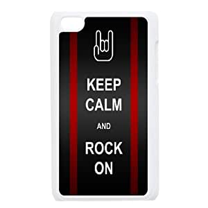 Wholesale Cheap Phone Case FOR IPod Touch 4th -Keep Calm Quotes Series-LingYan Store Case 2