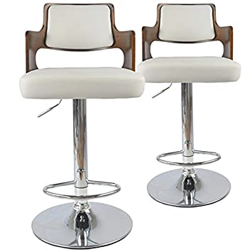 Chaises Bar Paddington Paris Lot 110cm 2 De Prix Noisette 92YWDHEI