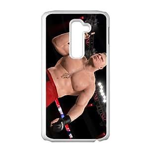 WWE LG G2 Cell Phone Case White I0462275