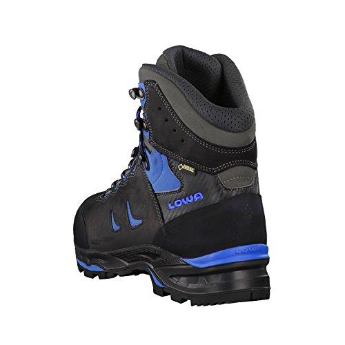 Lowa Camino Gtx, Botas de Montaña para Hombre negro/azul