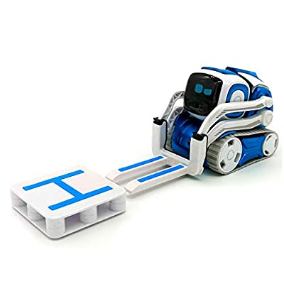 Hexnub Anki Cozmo Lifting-Kit Accessories to Boost Your App-Controlled Toy Robots