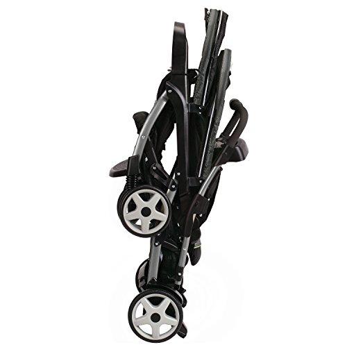 41UzD5RLfQL - Graco Ready2Grow LX Double Stroller | Lightweight Double Stroller, Gotham