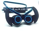 Zync 019 Wireless Bluetooth V4.1 Stereo Sports/Running Headphones, 5 Hrs Playtime/ Built/in/Mic /Designed Ear Hooks (Blue)