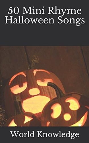 (50 Mini Rhyme Halloween Songs)