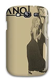 Fashionable YSIoUBM17447RCqnt Galaxy S3 Case Cover For Baccano Protective Case