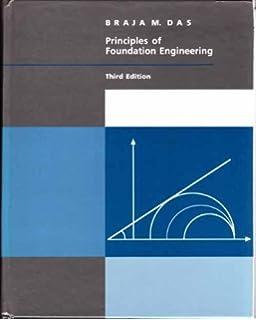 Principles of geotechnical engineering braja m das 9780534387426 principles of foundation engineering 3rd the pws series in engineering fandeluxe Image collections