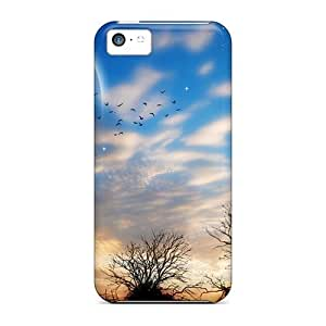 Anti-scratch And Shatterproof A Perfect Evening Phone Case For Iphone 5c/ High Quality Tpu Case