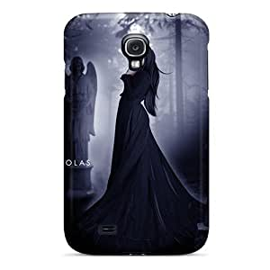 Durable Defender Case For Galaxy S4 Tpu Cover(secrets Of Death)