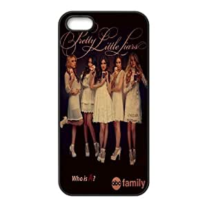 [H-DIY CASE] For Apple Iphone 5 5S -Popular TV Pretty Little Liars-CASE-13