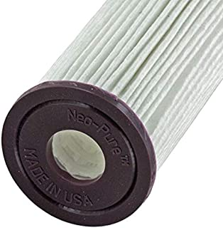 """product image for Neo-Pure PH-27300-1A 30"""" High Efficiency Pleated Filter 1 micron ABS"""