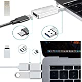 USB C Female to USB Male Adapter and USB C to USB