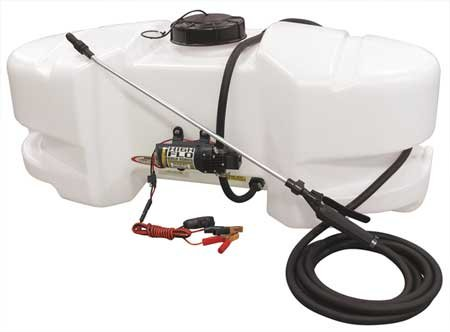 25-Gallon Spot Sprayer - Spot Sprayer Tank