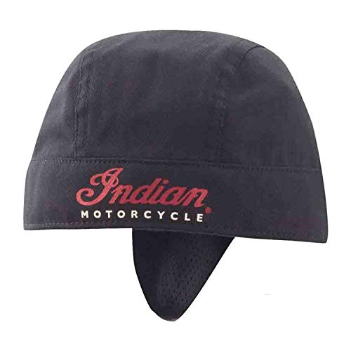 Indian Motorcycle New OEM Head Wrap, Universal, Black, 2863844