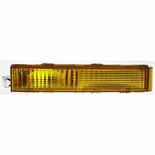 For 1982-1996 OLDSMOBILE CUTLASS CIERA Driver Side OEM Replacement Corner Light PARK SIGNAL LAMP GM2520101