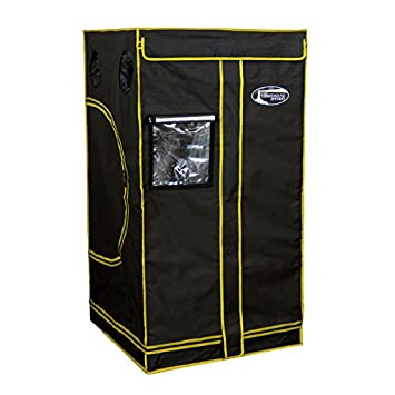 Lighthouse Hydro Hydroponics Grow Tent 32 by 32 by 60-Inch  sc 1 st  Amazon.com & Amazon.com : Lighthouse Hydro Hydroponics Grow Tent 32 by 32 by ...