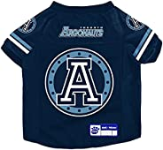 CFL Toronto Argonauts Pet Jersey, X-Large
