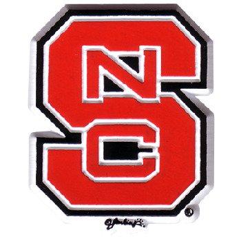 - NCAA North Carolina State Wolfpack 2D Logo Magnet