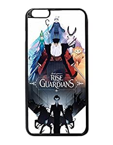 Case Cover For Apple Iphone 6 Plus 5.5 Inch Rise of The Guardians Hugh Jackman Personalized Custom Fashion Iphone 5/5S Hard By Perezoom Design