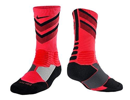 réduction Nice vente en Chine Hommes Nike Chaussettes De L'équipage De Basket-ball Chase Hyper Élite grande vente visite de dégagement k22tVjY
