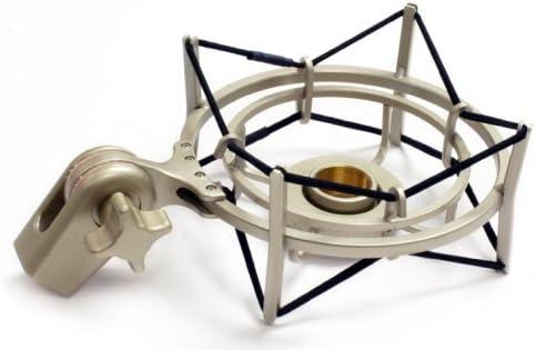 MXL USM-002 Low Profile  Universal Basket Style Shockmount Fits all MXL Microphones
