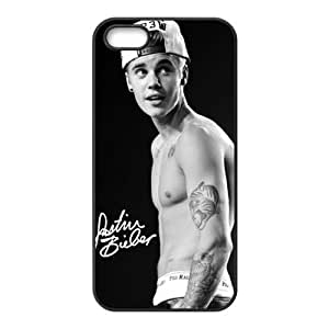 Happy bieber justin Phone Case for Iphone 5s
