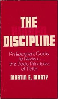 Book The Hidden Discipline