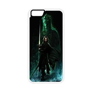 Yo-Lin case Style-2 - Lord Of The Rings Pattern For Apple Iphone 6 Plus 5.5 inch screen Cases