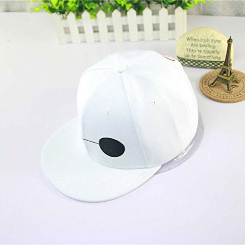 286312a67b1 Big Hero 6 Baymax Hat Basketball Cap Snapback Cosplay Cap - Import It All