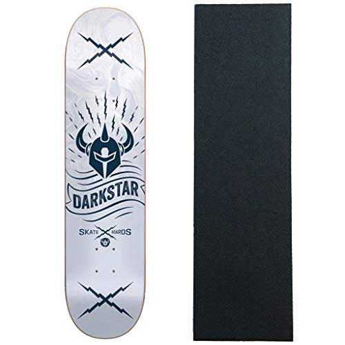 Darkstar Skateboard Deck Axis Pastel Blue 8.375