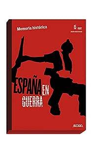 España En Guerra [DVD]: Amazon.es: Xavier Gassió: Cine y Series TV