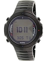 Suunto Mens D6i ALL BLACK STEEL W/ USB Athletic Watches