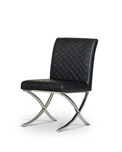 Amazon.com: modrest Adderley Side – Juego de 2 sillas de ...