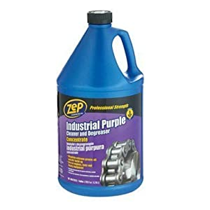 ZEP Industrial Purple Cleaner & Degreaser Concentrate, 1 Gallon (128 Fl. Oz.)